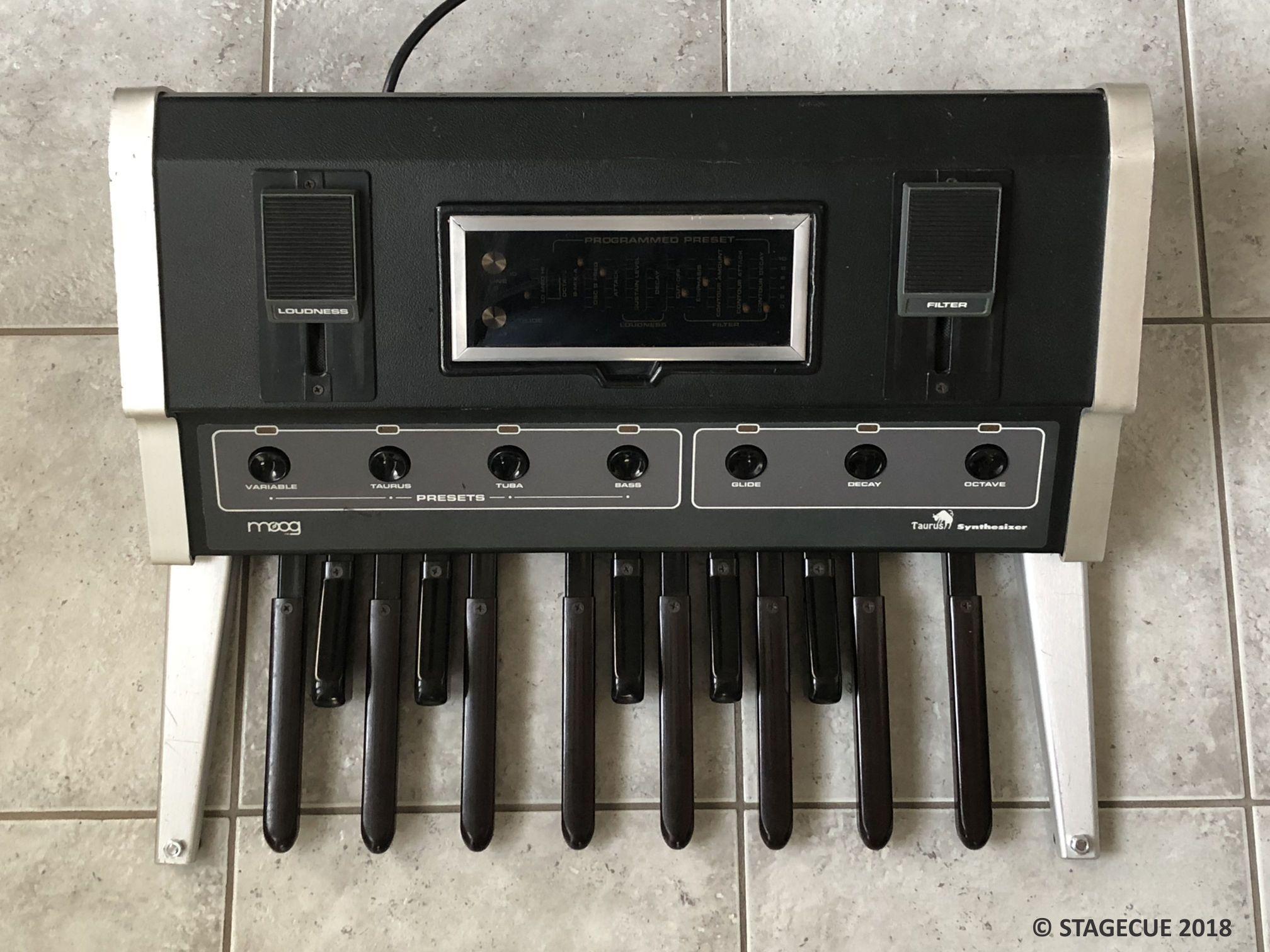 moog taurus 1 bass pedals taurus pedals moog taurus schematics 2 #31