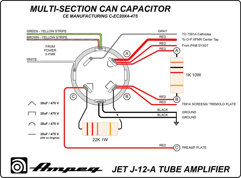 Ampeg J-12A