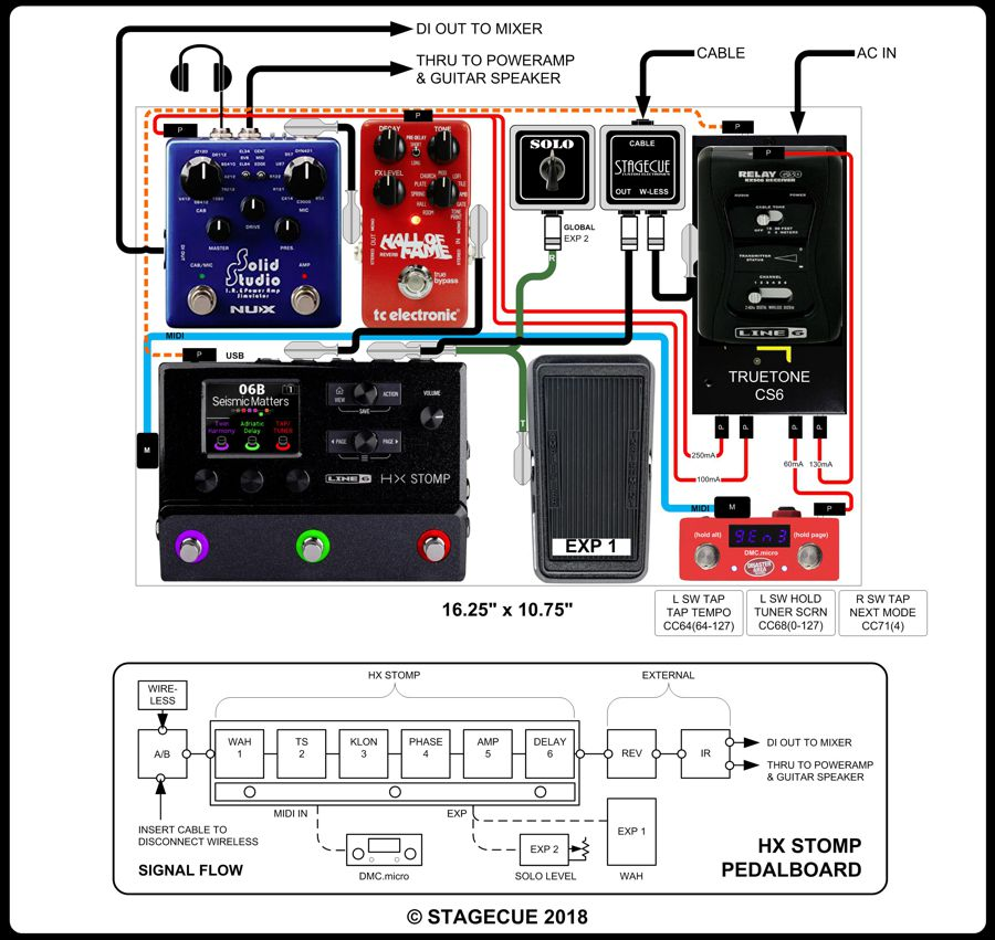 Line 6 HX Stomp | Page 164 | The Gear Page