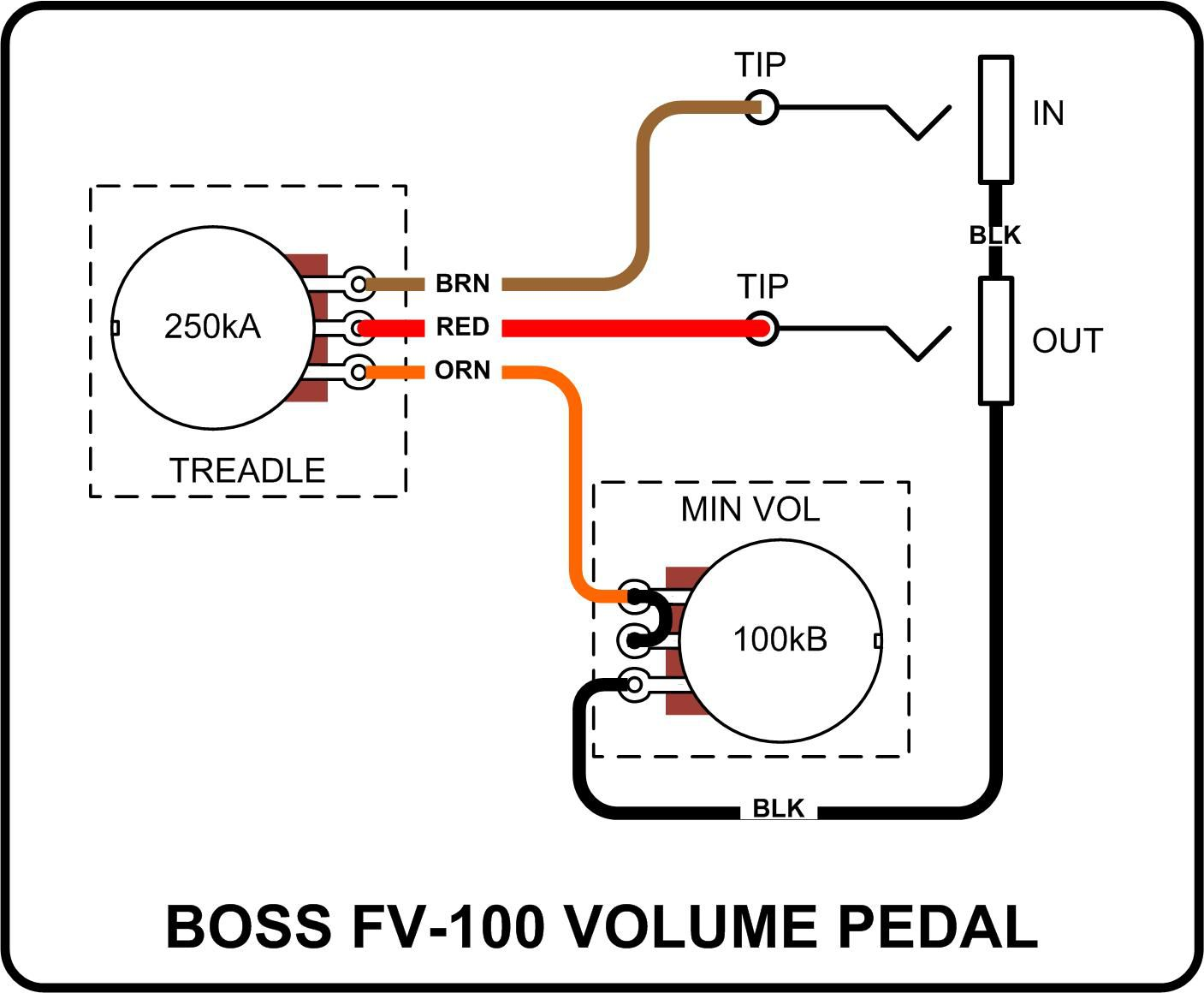 Guitar Volume Pedal Wiring Diagram 34 Images Midi Effects Looper Fv100 2 Hri U2022 Huge Racks Inc View Topic