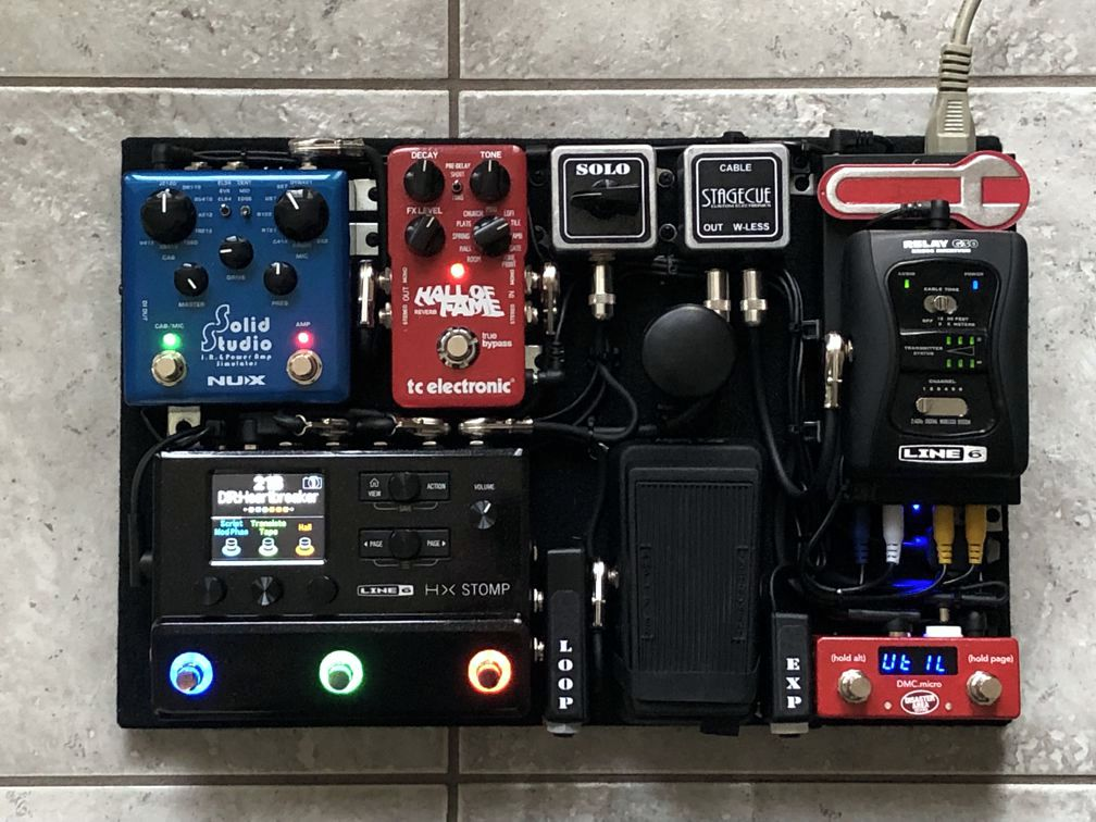 Line 6 HX Stomp | Page 244 | The Gear Page