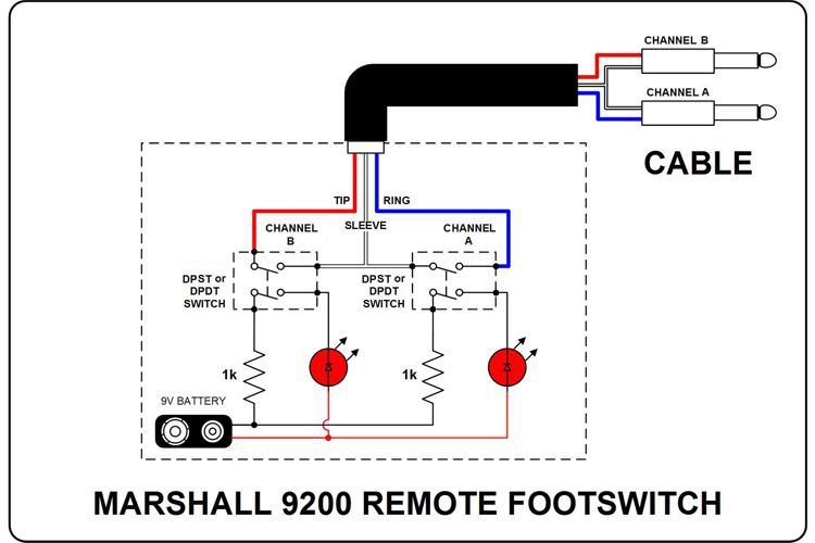 9200_1 the boogie board \u2022 view topic mesa v twin rack footswitch pedal foot switch wiring diagram at alyssarenee.co